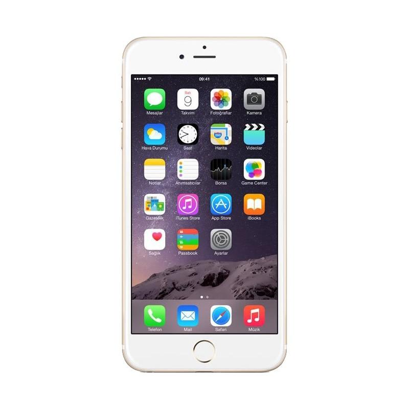 buy apple iphone 6 plus 128gb gold unlocked grade b used. Black Bedroom Furniture Sets. Home Design Ideas