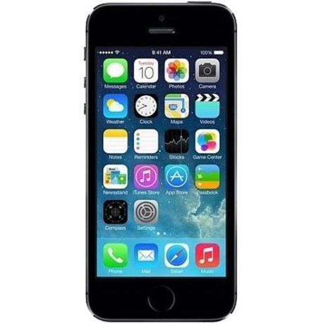 Apple iPhone 5s 16GB Black